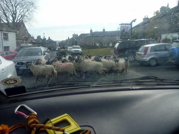So much traffic!