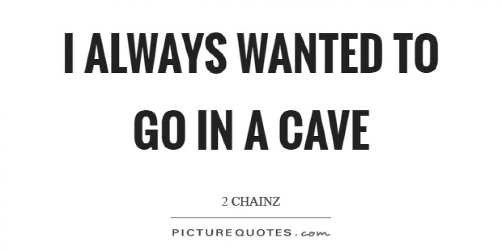10 Thoughts I've Had As A Caving Fresher
