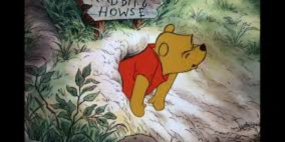Winnie the Pooh's Greatest Adventure (out of Bar Pot)